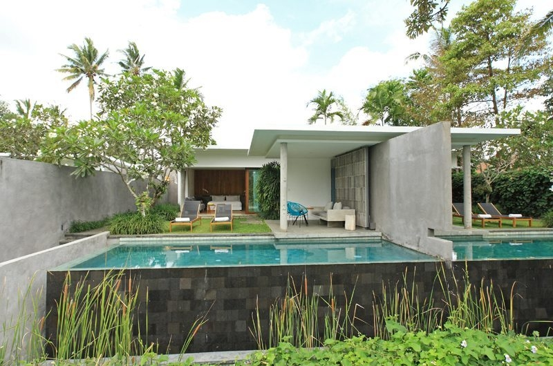 Gardens and Pool - Aria Villas - Ubud, Bali