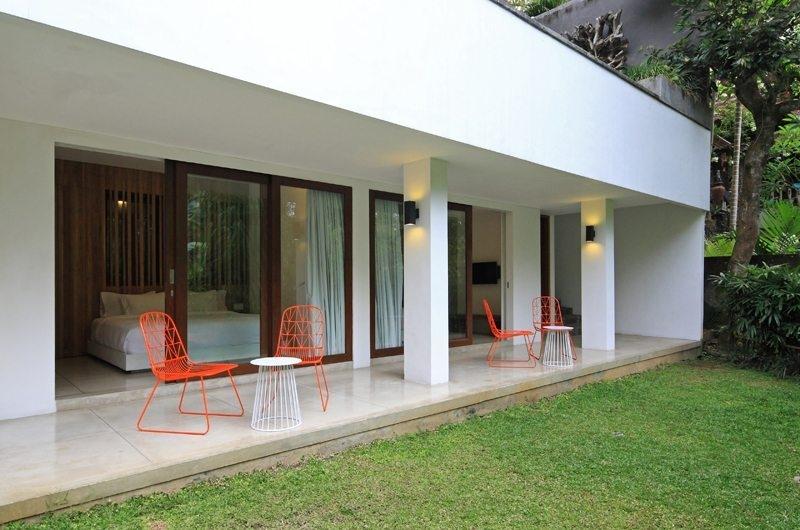 Outdoor Area - Aria Villas - Ubud, Bali