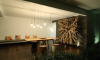 Dining Area - Aria Villas - Ubud, Bali