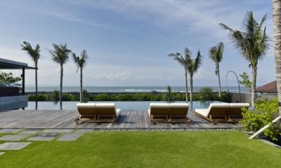 Pool Side Loungers - Arnalaya Beach House - Canggu, Bali