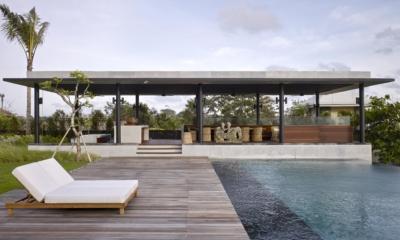 Sun Beds - Arnalaya Beach House - Canggu, Bali