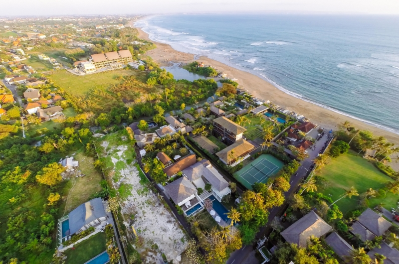 Bird's Eye View - Arnalaya Beach House - Canggu, Bali