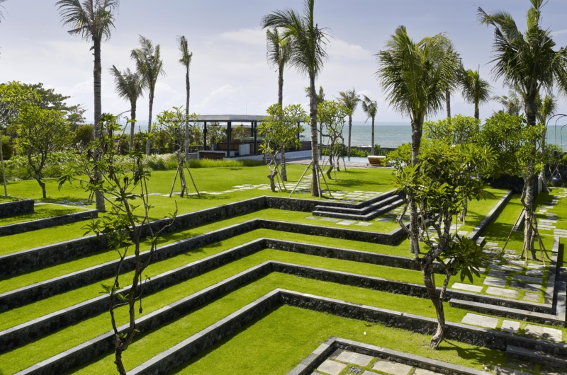 Tropical Garden - Arnalaya Beach House - Canggu, Bali