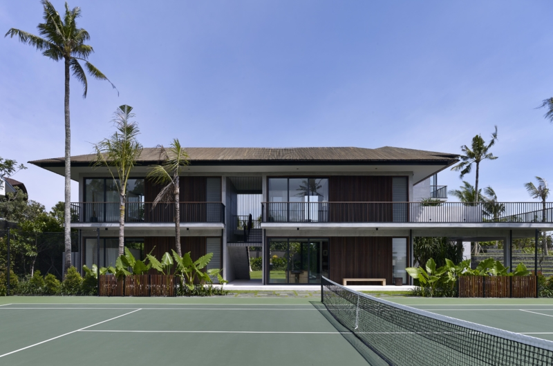 Tennis Court - Arnalaya Beach House - Canggu, Bali