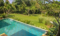 Pool Side - Atas Awan Villa - Ubud, Bali