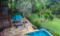 Top View - Atas Awan Villa - Ubud, Bali