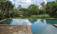 Gardens and Pool - Atas Awan Villa - Ubud, Bali