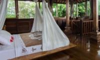 Up Stairs Bedroom - Atas Awan Villa - Ubud, Bali
