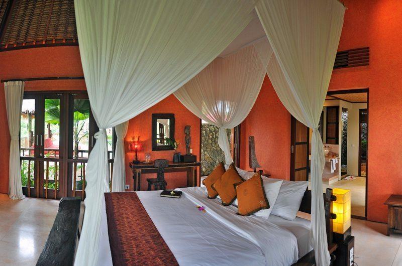 Bedroom - Awan Biru Villa - Ubud, Bali