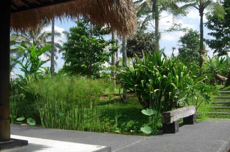 Gardens - Awan Biru Villa - Ubud, Bali