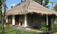 Outdoor Area - Awan Biru Villa - Ubud, Bali