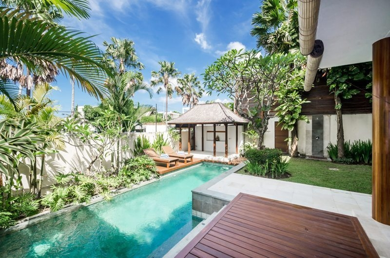 Swimming Pool - Bale Gede Villas - Batubelig, Bali