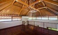 Yoga Area - Bale Gede Villas - Batubelig, Bali