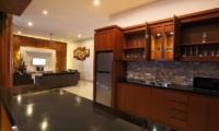 Kitchen Area - Bale Gede Villas - Batubelig, Bali