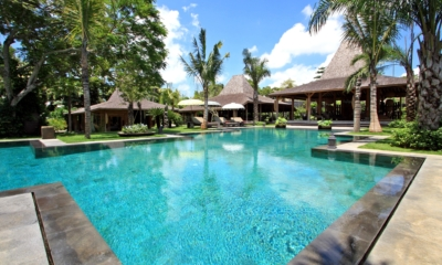 Swimming Pool at Day Time - Bali Ethnic Villa - Umalas, Bali