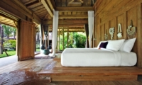 Bedroom with Garden View - Bali Ethnic Villa - Umalas, Bali