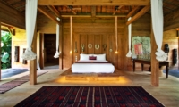 Spacious Bedroom with View - Bali Ethnic Villa - Umalas, Bali