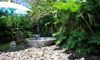 Outdoor Bathtub - Bali Ethnic Villa - Umalas, Bali