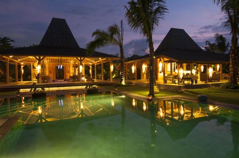 Night View - Bali Ethnic Villa - Umalas, Bali