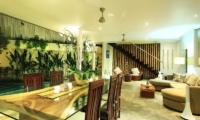 Living and Dining Area - Bali Beach Pad - Seminyak, Bali