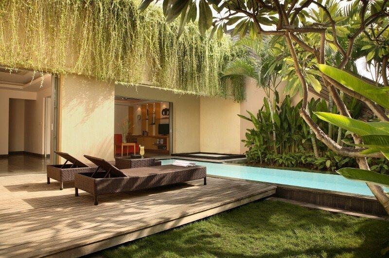 Reclining Sun Loungers - Bali Island Villas - Seminyak, Bali