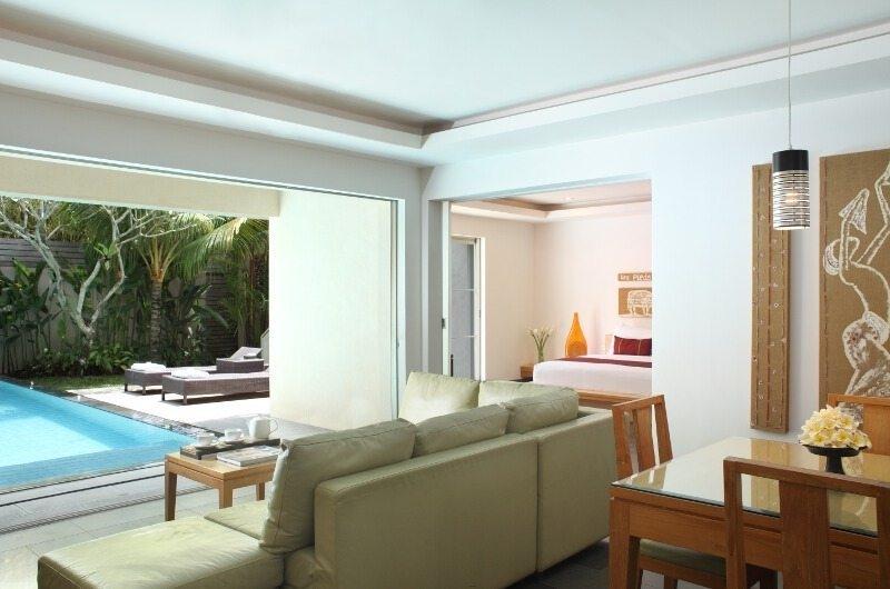 Living and Dining Area - Bali Island Villas - Seminyak, Bali