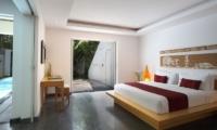 Spacious Bedroom - Bali Island Villas - Seminyak, Bali