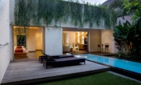 Sun Loungers - Bali Island Villas - Seminyak, Bali