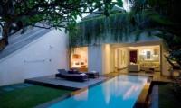 Gardens and Pool - Bali Island Villas - Seminyak, Bali