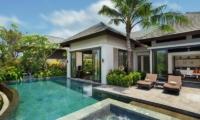 Sun Loungers - Banyan Tree Ungasan - Ungasan, Bali