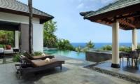 Sun Beds - Banyan Tree Ungasan - Ungasan, Bali