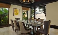 Dining Area - Banyan Tree Ungasan - Ungasan, Bali