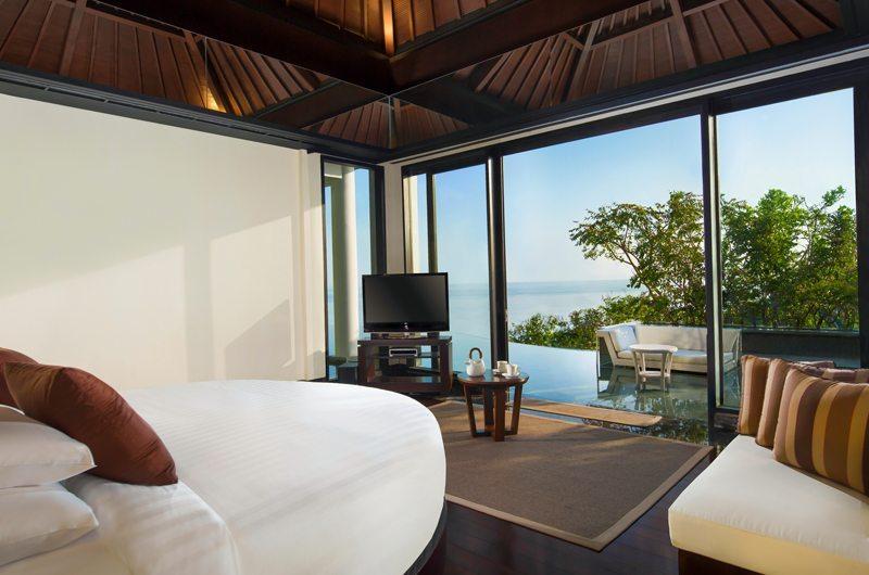 Bedroom with Pool View - Banyan Tree Ungasan - Ungasan, Bali