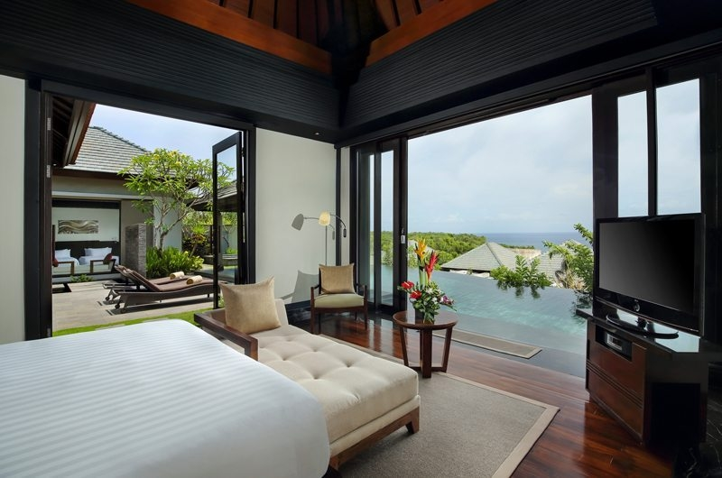 Bedroom with Sea View - Banyan Tree Ungasan - Ungasan, Bali