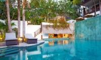 Pool Side - Batu Karang Lembongan Resort - Nusa Lembongan, Bali