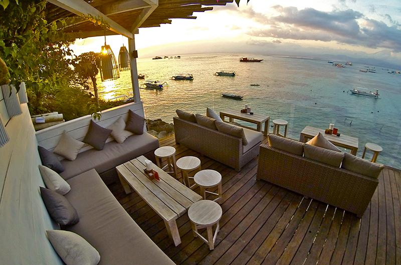 Shack View - Batu Karang Lembongan Resort - Nusa Lembongan, Bali