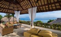 Lounge Area - Batu Karang Lembongan Resort - Nusa Lembongan, Bali