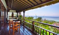 View from Balcony - Batu Karang Lembongan Resort - Nusa Lembongan, Bali