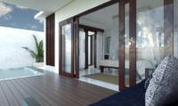 Bedroom View - Batu Karang Lembongan Resort - Nusa Lembongan, Bali