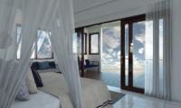 Bedroom with View - Batu Karang Lembongan Resort - Nusa Lembongan, Bali