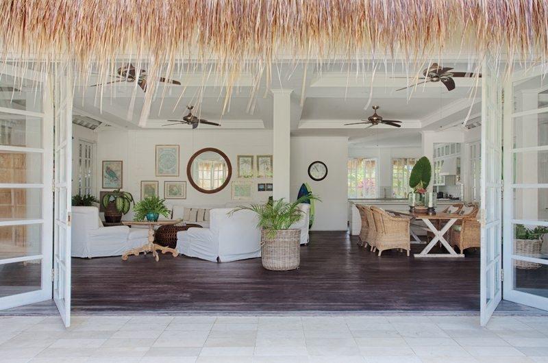 Living Area - Beach Club Villa Bali - Canggu, Bali