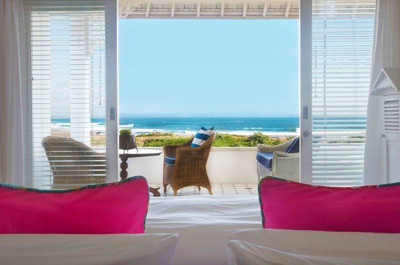 Bedroom with Garden View - Beach Club Villa Bali - Canggu, Bali