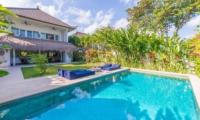 Pool Side - Beach Club Villa Bali - Canggu, Bali