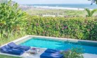 View from Pool - Beach Club Villa Bali - Canggu, Bali