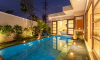 Pool at Night - Beautiful Bali Villas - Seminyak, Bali