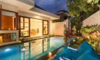 Pool Side Seating Area - Beautiful Bali Villas - Seminyak, Bali