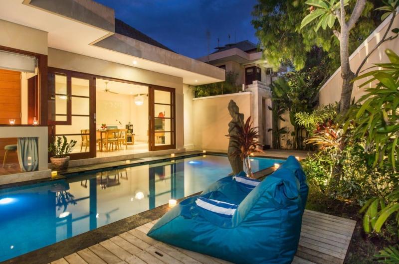 Gardens and Pool - Beautiful Bali Villas - Seminyak, Bali