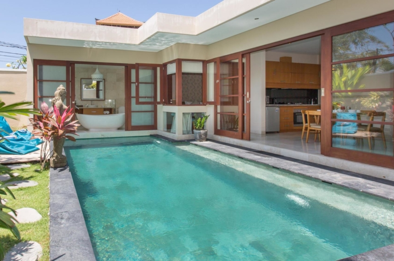 Private Pool - Beautiful Bali Villas - Seminyak, Bali
