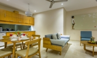 Indoor Living, Kitchen and Dining Area - Beautiful Bali Villas - Seminyak, Bali