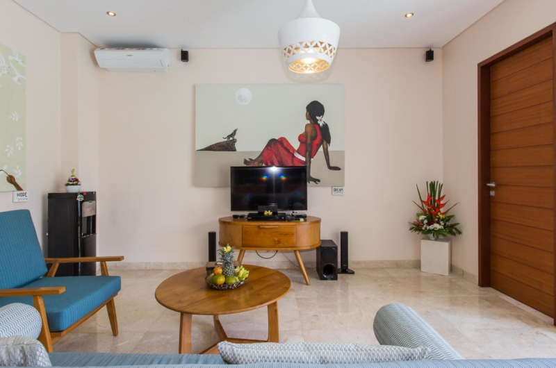 TV Room - Beautiful Bali Villas - Seminyak, Bali